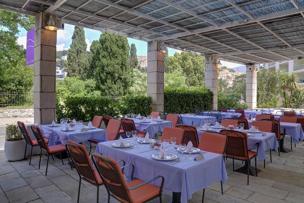 Hotel-Komodor-Dubrovnik-terasa