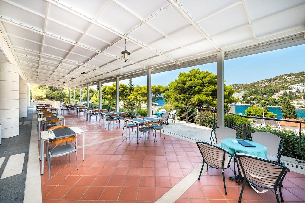 Hotel-Uvala-Dubrovnik-terasa