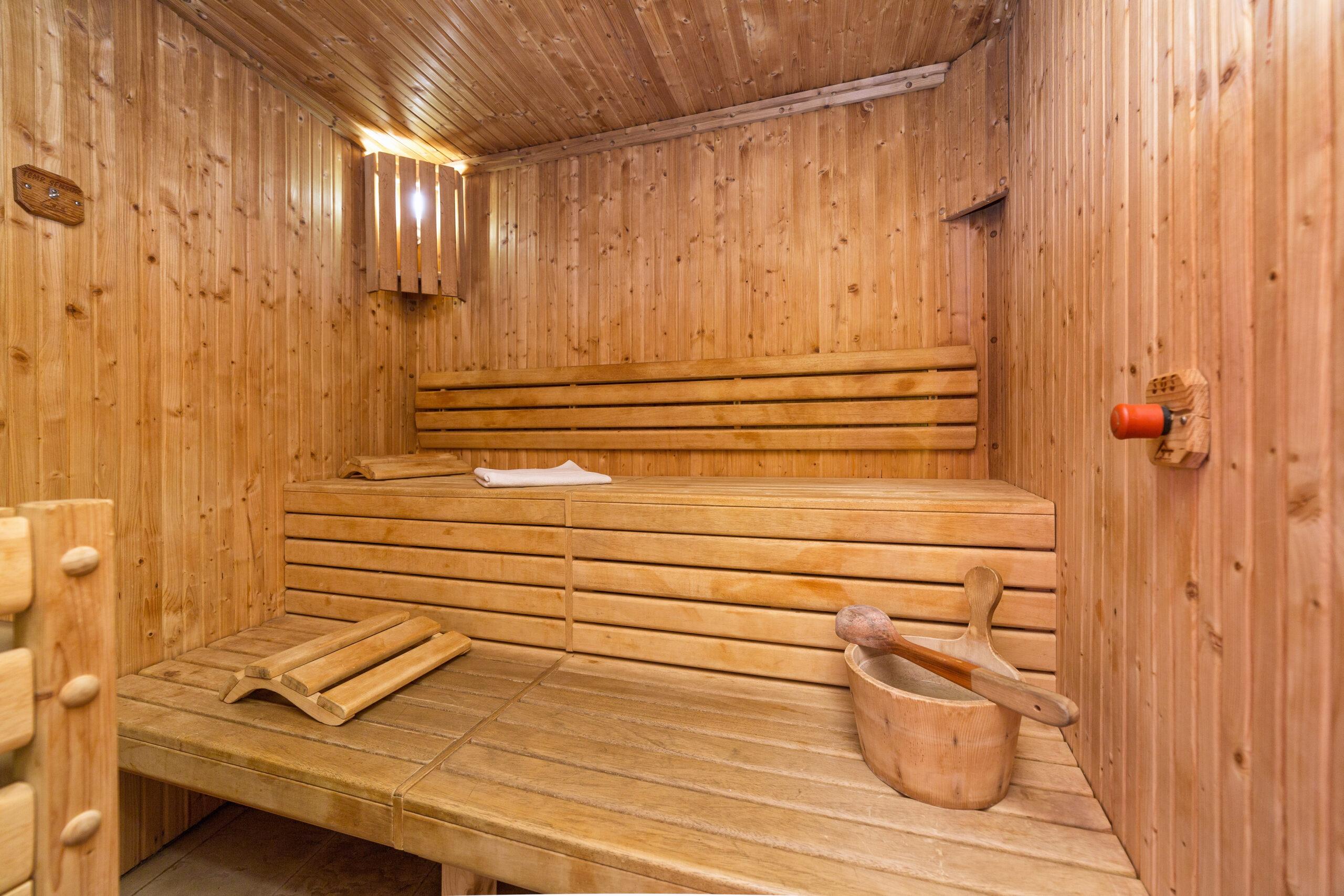 Sauna h. Punta, vodice