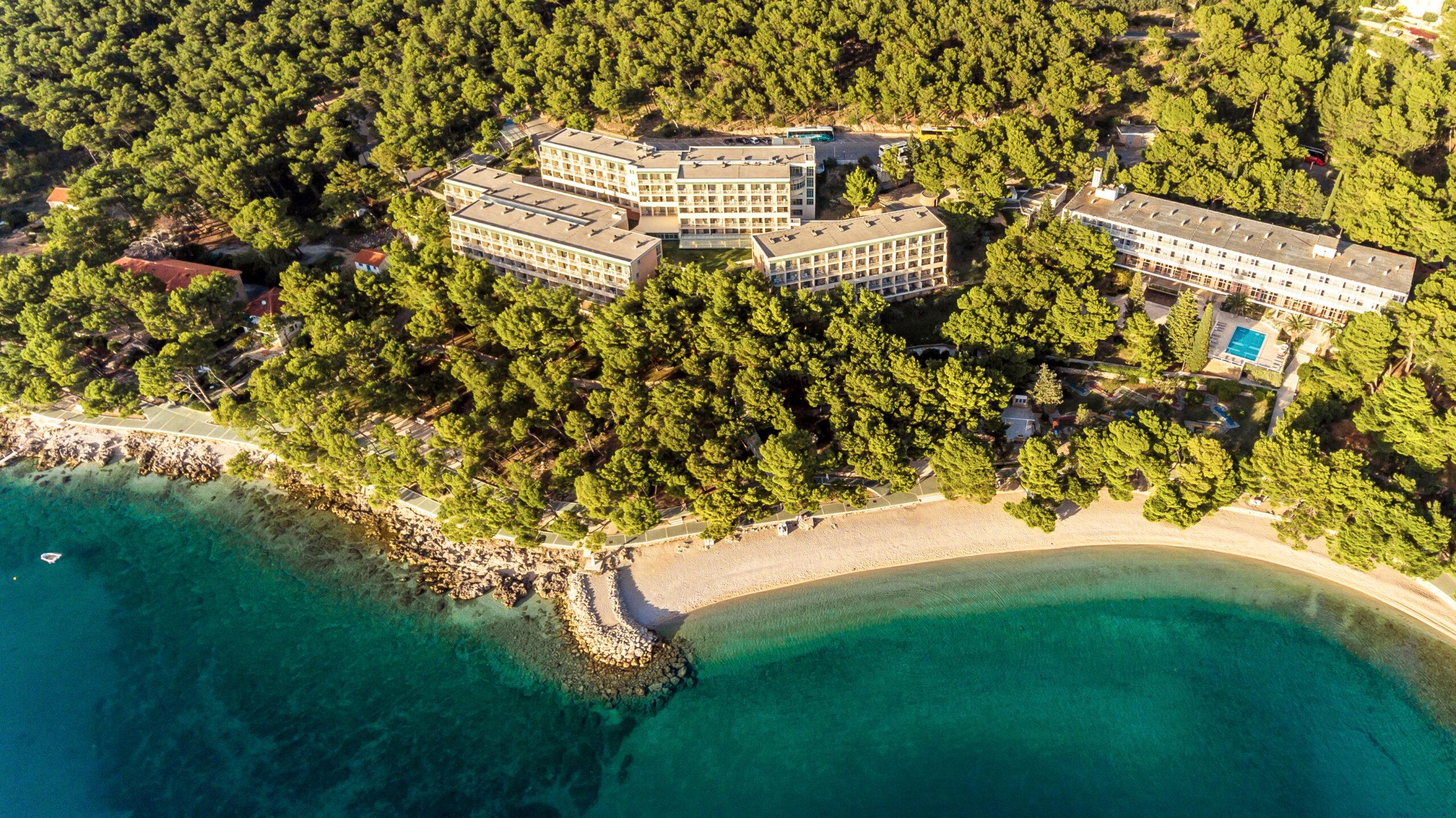 Bluesun Hotel Marina - aerial views (4)