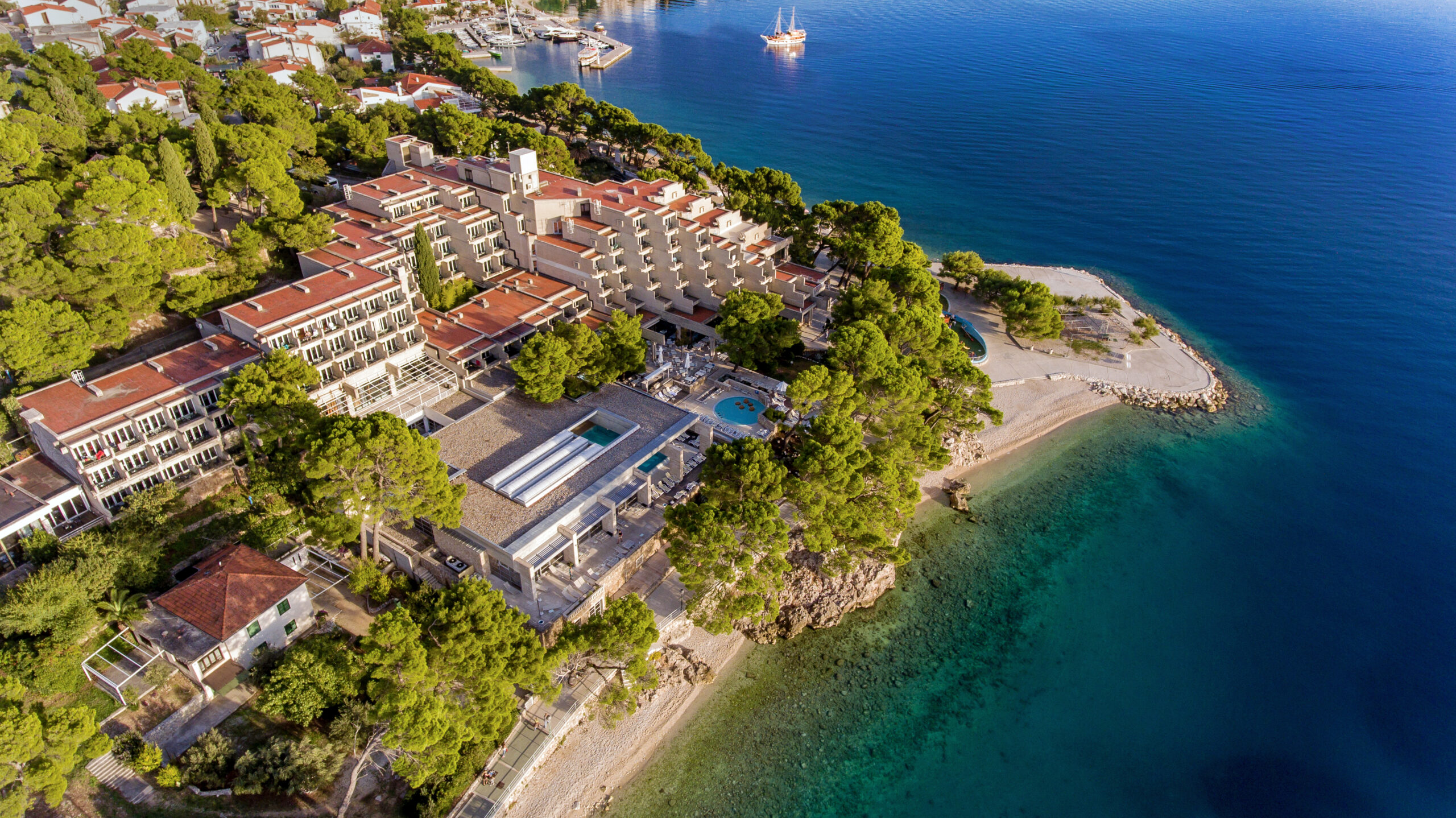 Bluesun Hotel Soline, Brela, Croatia (7)