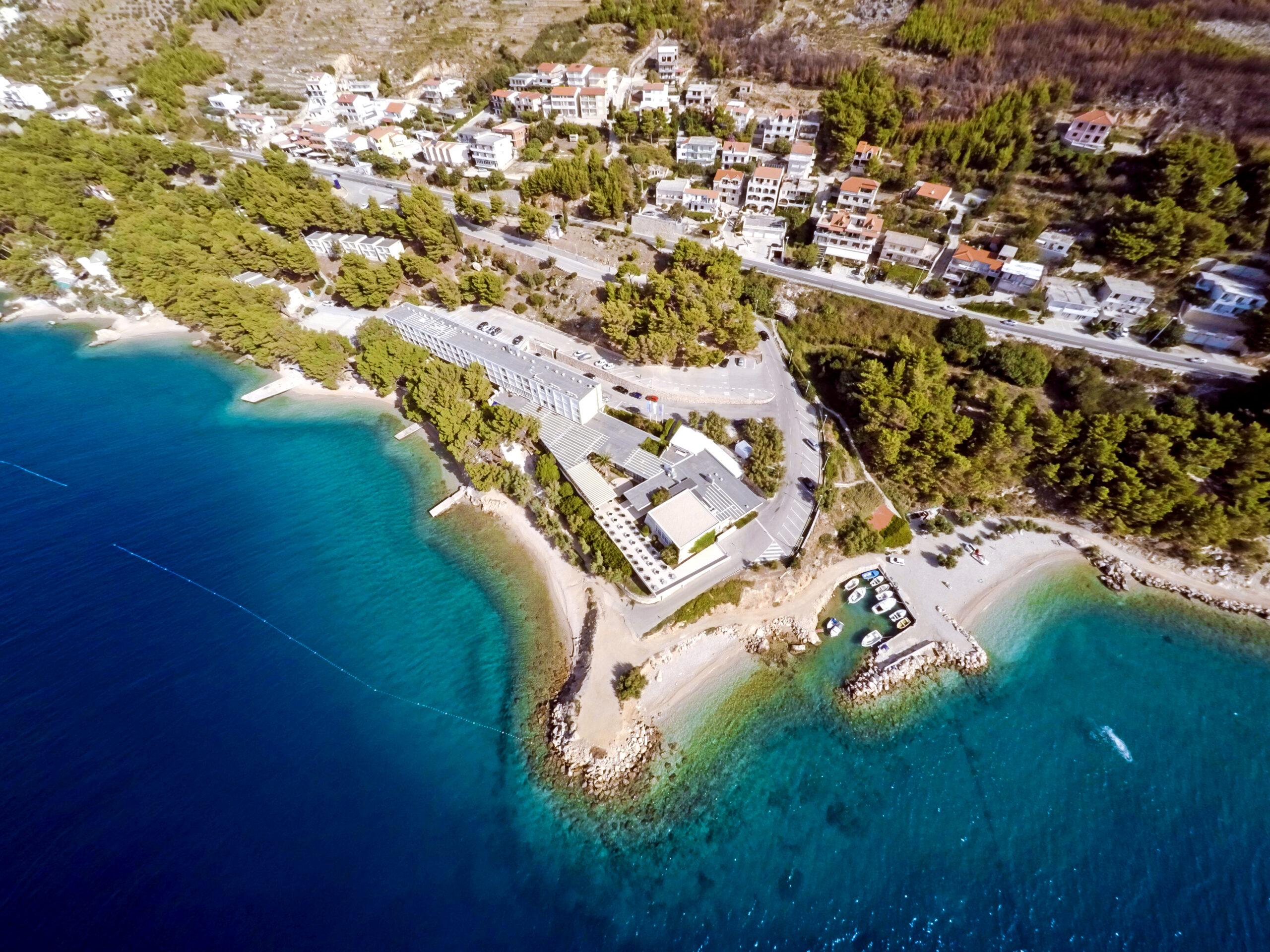 Holiday Village Sagitta - Aerial (3)