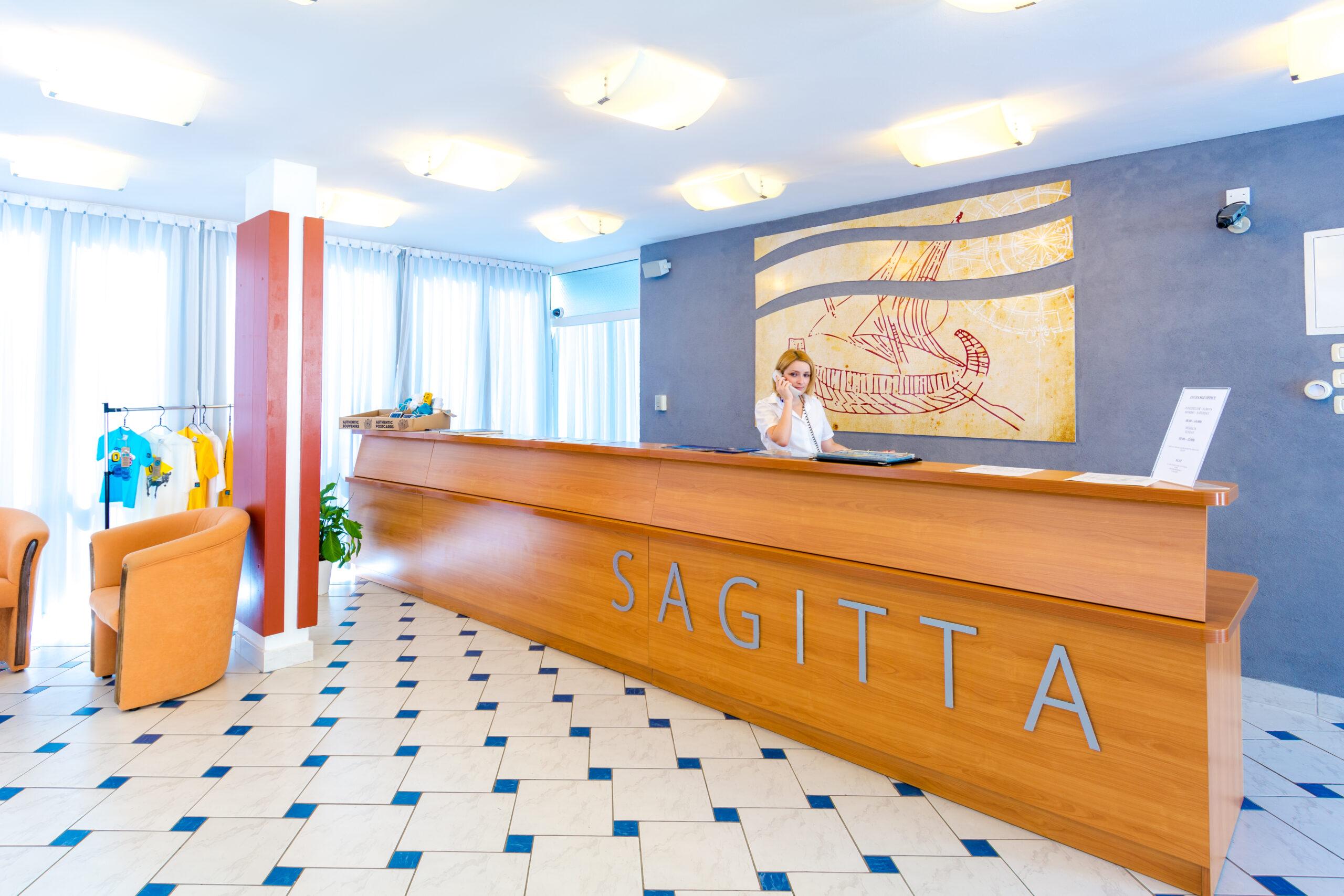 Holiday Village Sagitta - Reception